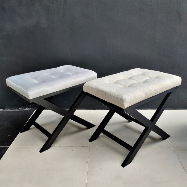Chester Ottoman / Stool - FRM40142