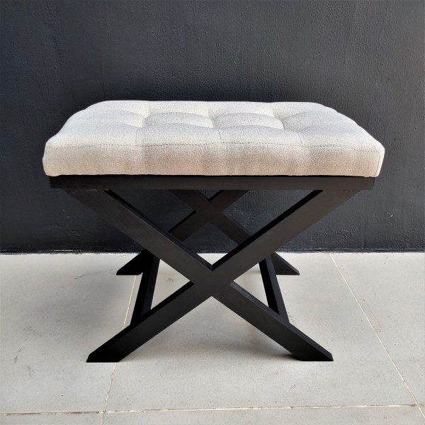 Chester Ottoman / Stool - FRM40144