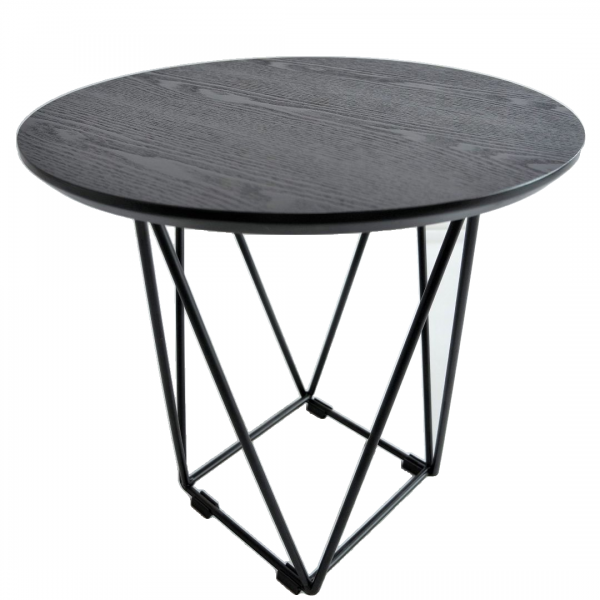 BLACK END TABLE - FRM2095-B1