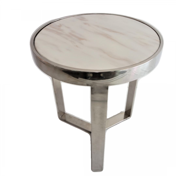 MARBLE TOP SIDE TABLE - FRM2096-S1