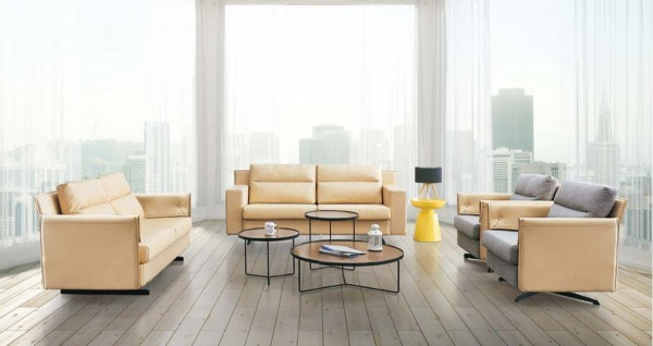 FRM6276C - 3 SEATER SOFA3