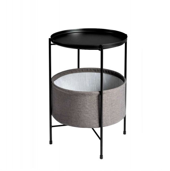 ROUND BEDISE TABLE / SIDE TABLE - FRM21221