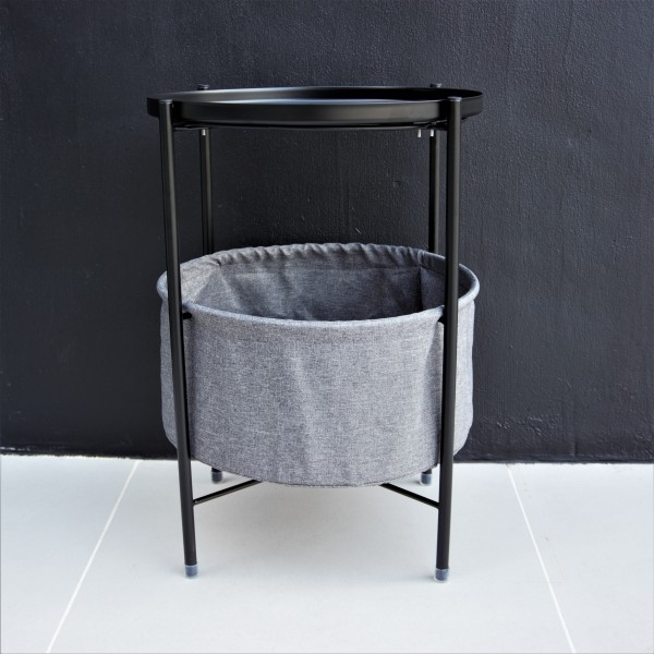 ROUND BEDISE TABLE / SIDE TABLE - FRM21222
