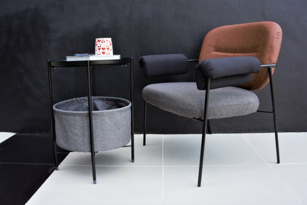 ROUND BEDISE TABLE / SIDE TABLE - FRM21223