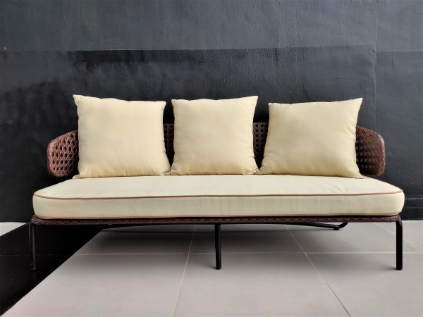 3 SEATER OUTDOOR SOFA - FRM80273