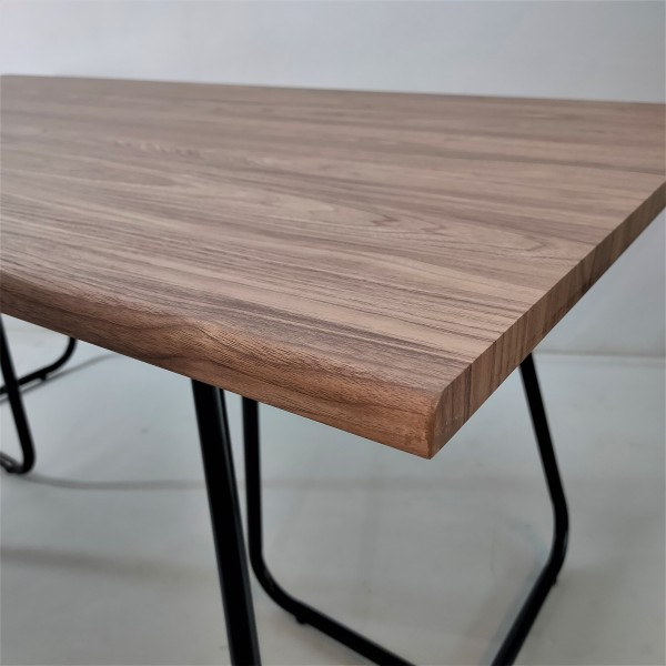 WALNUT DINING TABLE - FRM51805