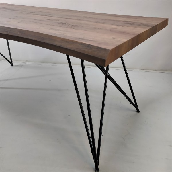 1.8M WALNUT DINING TABLE - FRM51793