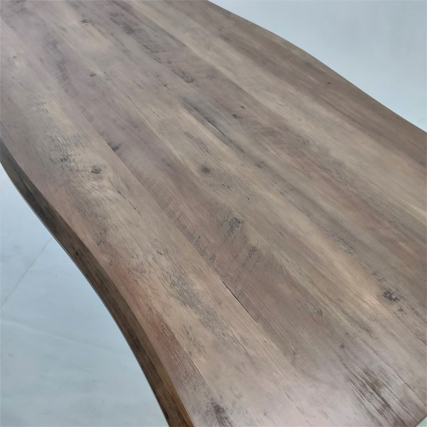 1.8M WALNUT DINING TABLE - FRM51795