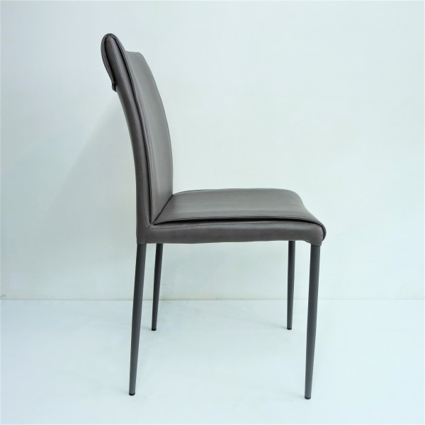 PU DINING CHAIR - FRM0213-PBR6