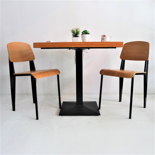 PINE WOOD RECTANGLE TABLE - FRM5124A6