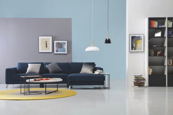 ROUND COFFEE TABLE -FRM30334