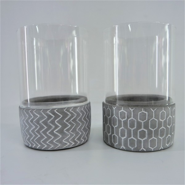 DECORATION CANDLE HOLDER -  DCT91114