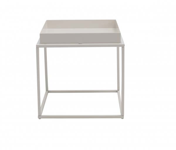 SQUARE METAL COFFEE TABLE - FRM20921