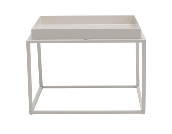 RECTANGLE METAL SIDE TABLE - FRM2092-W1
