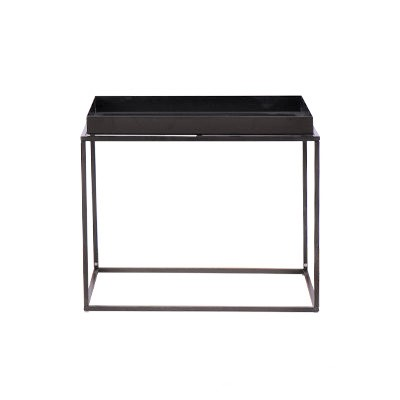 RECTANGLE METAL SIDE TABLE - FRM2092-W2