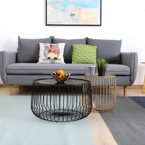 ROUND COFFEE TABLE - FRM20924