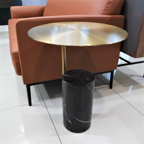 STAINLESS STEEL SIDE TABLE - FRM21061