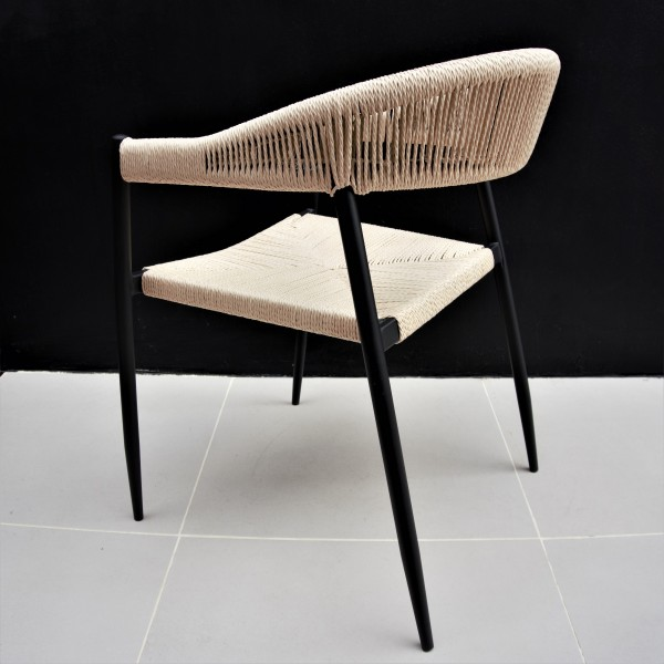 DINING/OUTDOOR CHAIR - FRM02642