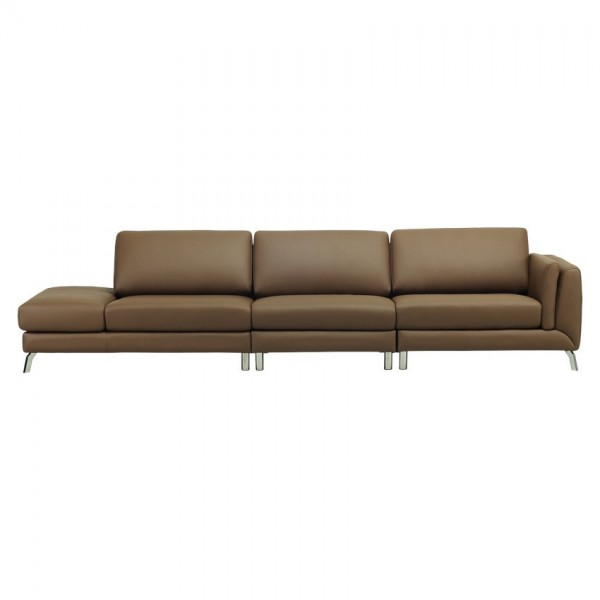 3 SEATER WITH SIDE OTTOMAN - FRM6070B1