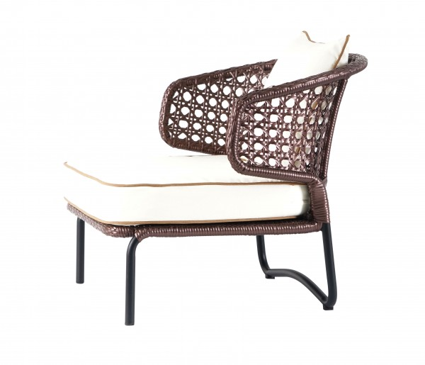 1 SEATER OUTDOOR CHAIR - FRM8027A1