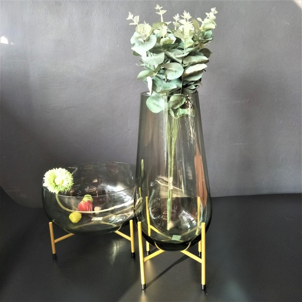 HIGH STAND VASE - DCT91043