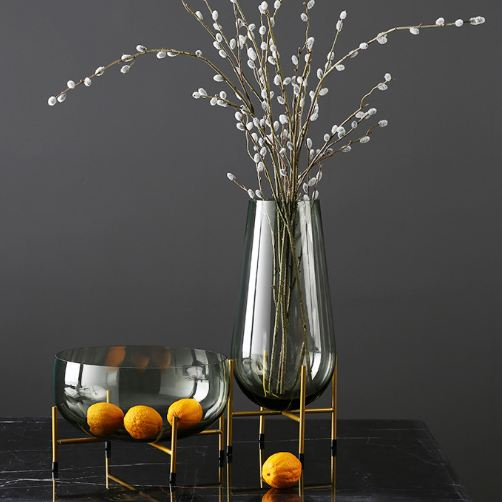 HIGH STAND VASE - DCT91046