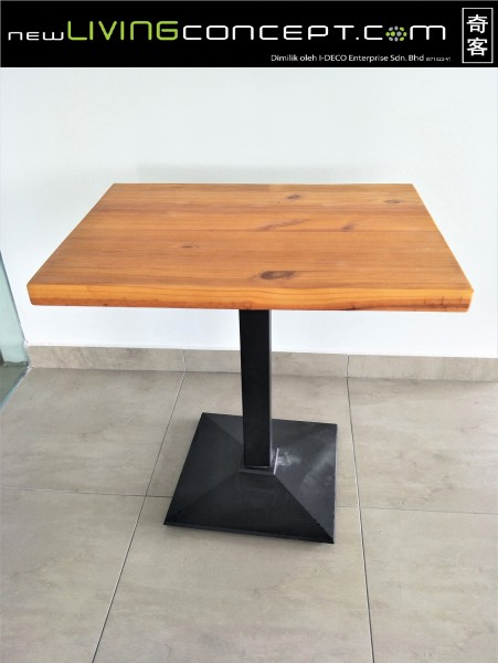 PINE WOOD RECTANGLE TABLE - FRM5124A1