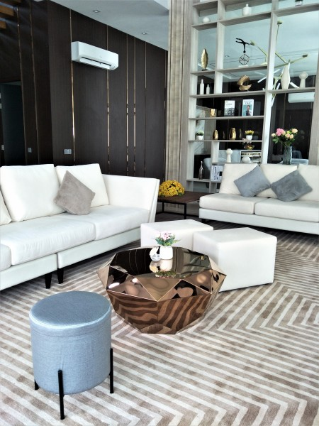 ROSE GOLD  COFFEE TABLE - FRM3080-RG5