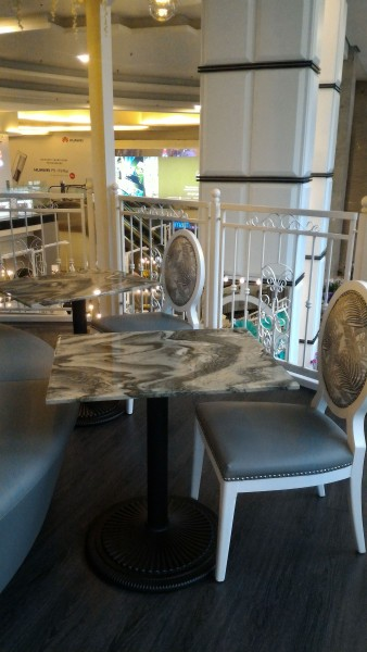 RECTANGLE MARBLE DINING TABLE - FRM5129A4