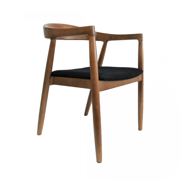 ASH WOOD ARM CHAIR - FRM02121