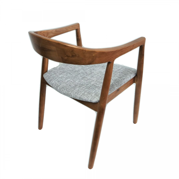 ASH WOOD ARM CHAIR - FRM02122