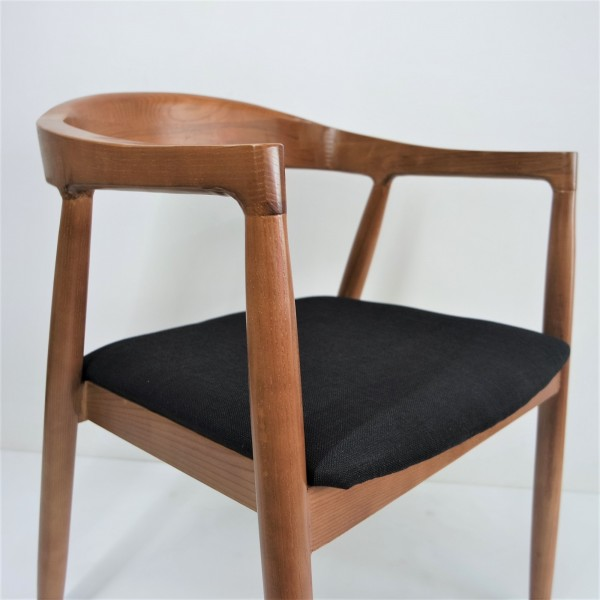 ASH WOOD ARM CHAIR - FRM02124