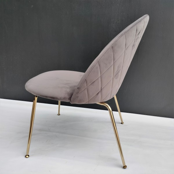 HIGH BACK LOUNGE CHAIR - FRM02343
