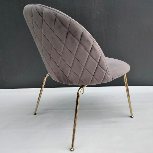 HIGH BACK LOUNGE CHAIR - FRM02345