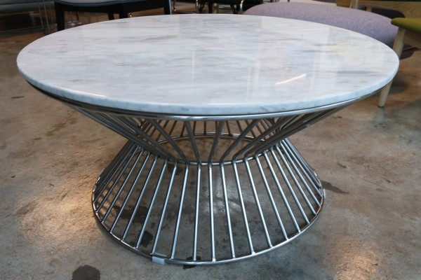MARBLE COFFEE TABLE - FRM20821