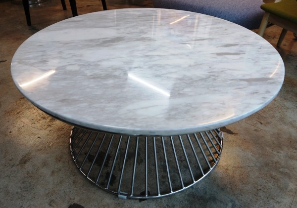 MARBLE COFFEE TABLE - FRM20822