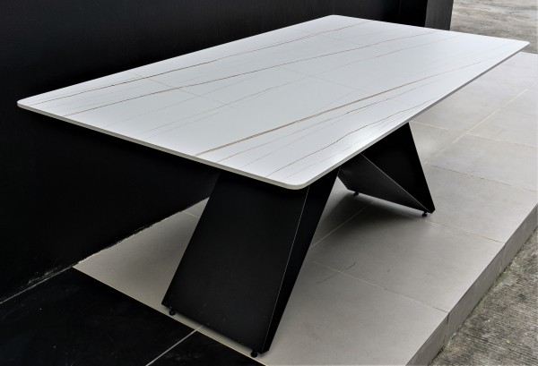 SINTERED STONE MARBLE DINING TABLE - FRM51951