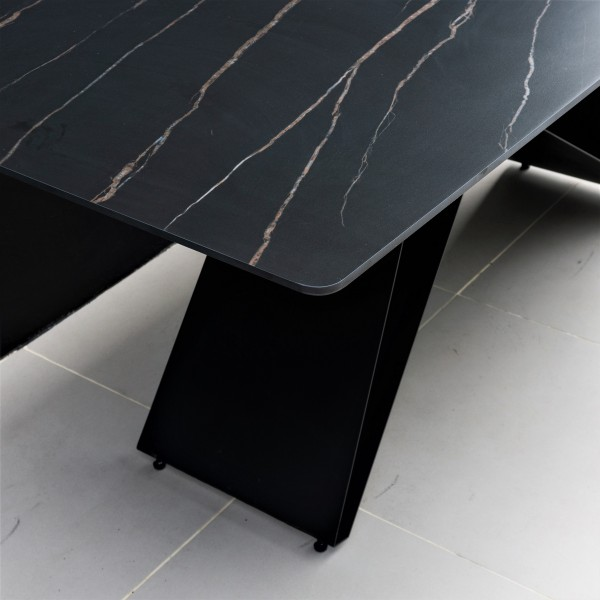 SINTERED STONE MARBLE DINING TABLE - FRM51953