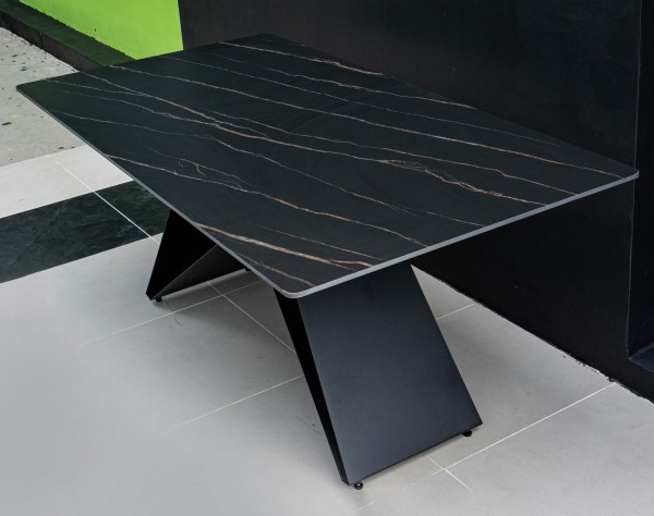 SINTERED STONE MARBLE DINING TABLE - FRM51952