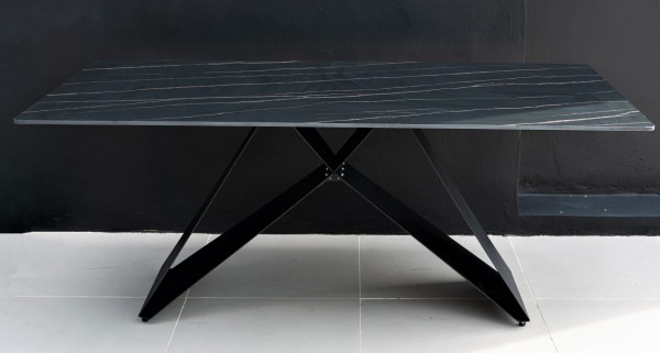 SINTERED STONE MARBLE DINING TABLE - FRM51954