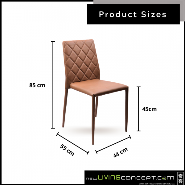 DINING CHAIR - FRM02736