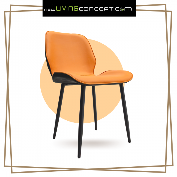 DINING CHAIR / CAFE CHAIR / PP CHAIR / KERUSI MAKAN - FRM02761