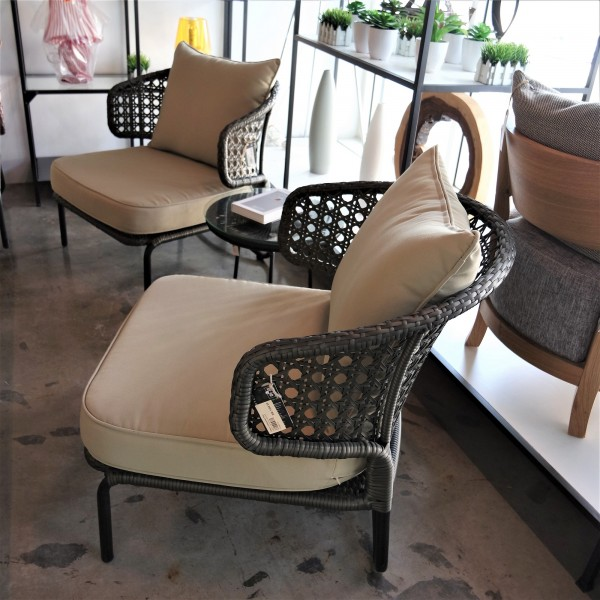 1 SEATER OUTDOOR CHAIR - FRM8027A5