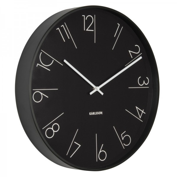 KARLSSON ROUND WALL CLOCK - DCC10981
