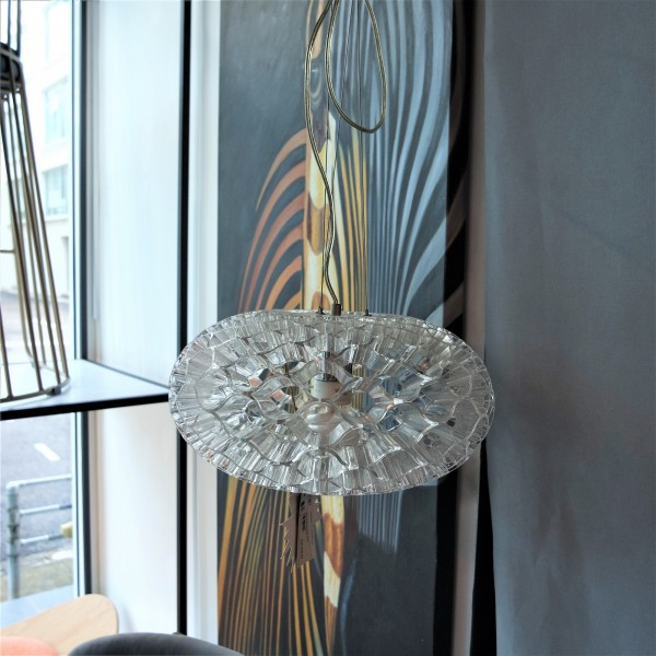 LTC0026 ACRYLIC PENDANT LIGHT CLEAR3