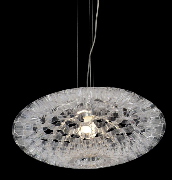 LTC0026 ACRYLIC PENDANT LIGHT CLEAR1