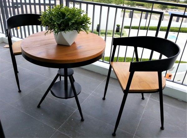 OUTDOOR DINING CHAIR - FRM00894