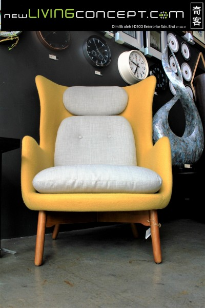 RO LOUNGE CHAIR - FRM70921