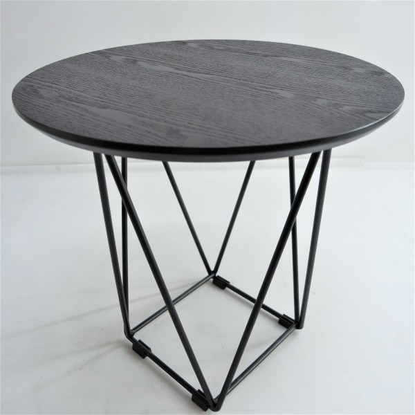 BLACK END TABLE - FRM2095-B3
