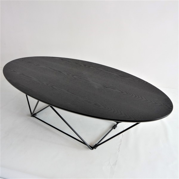 OVAL COFFEE TABLE - FRM3077-B3